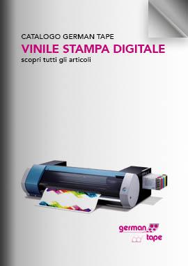 3.Vinile stampa digitale